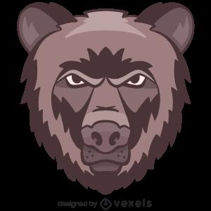 bear,animal,angry,wildlife,head,avatar,sports logo,sports emblem,grizzly bear,logo,team mascot,emblem