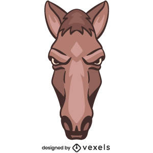 horse,animal,angry,wildlife,head,avatar,sports logo,sports emblem,logo,team mascot,emblem