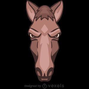 horse,animal,angry,wildlife,head,avatar,sports logo,sports emblem,logo,team mascot,emblem
