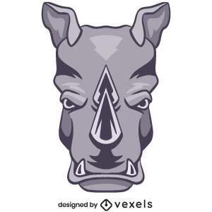 rhino,animal,angry,wildlife,head,avatar,sports logo,sports emblem,logo,team mascot,emblem