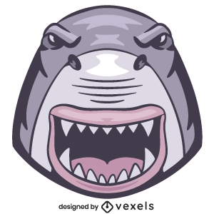 shark,animal,angry,wildlife,head,avatar,sports logo,sports emblem,logo,team mascot,emblem