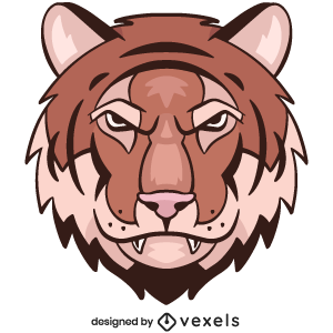 tiger,animal,angry,wildlife,head,avatar,sports logo,sports emblem,logo,team mascot,emblem