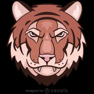 tiger,animal,angry,wildlife,head,avatar,sports logo,sports emblem,logo,team mascot,emblem