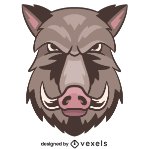 boar,animal,angry,wildlife,head,logo,avatar,sports logo,sports emblem,wild hog,hog,team mascot,emblem