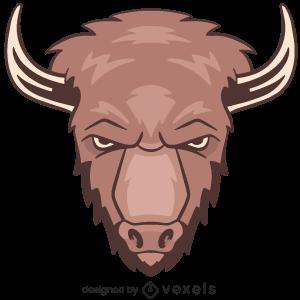 bison,animal,angry,wildlife,head,logo,avatar,sports logo,sports emblem,buffalo,team mascot,emblem