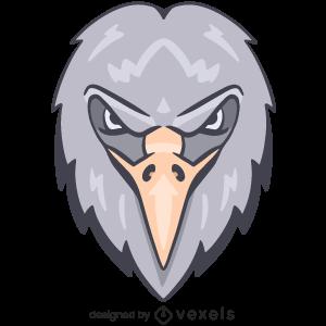 eagle,animal,angry,wildlife,head,logo,avatar,sports logo,sports emblem,hawk,team mascot,emblem